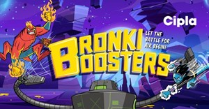 Bronki Boosters: Turning children with asthma into superheroes