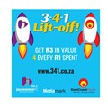 Mediamark, Jacaranda FM and East Coast Radio launch #341LiftOff