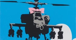 Strauss & Co's upcoming auction of contemporary art includes works by Banksy, Mr Brainwash