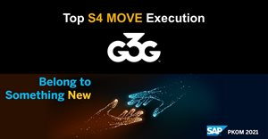 G3G Africa awarded Top S/4 Move Execution Award