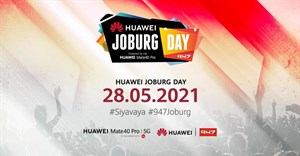 Huawei Joburg Day with 947 announce stellar artist lineup for 2021 music extravaganza