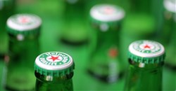 Heineken sets goal to be carbon neutral in production by 2030