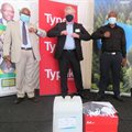 Sappi hands over Typek paper to support education in KZN