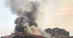 UCT fire - campus evacuated, library gutted, classes suspended
