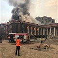 Emergency relief efforts for Rhodes Memorial, UCT fire under way - here's how to help