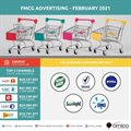 Advertising spend research among leading FMCG and retail brands in South Africa