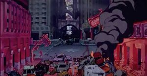 A sticky situation: Part 1: Cinema, anime and nukes
