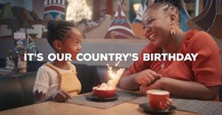 Spur waiters celebrate a 'great occasion' this Freedom Day in new brand commercial
