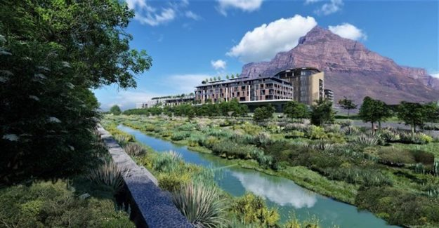 New Amazon Africa headquarters to be built in Cape Town