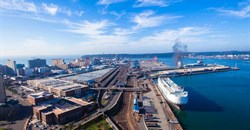 Durban Port aims to reclaim its place as the best-performing port in Africa