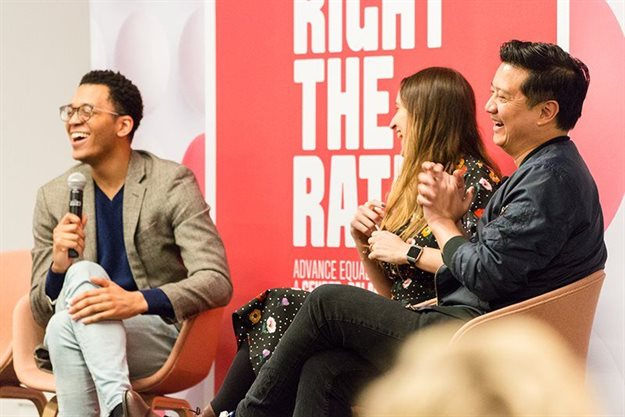 The One Club's Right the Ratio 2021 Summit to advance industry gender equity