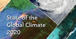 Covid-19 economic impact failed to put brakes on climate change - WMO report