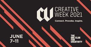 The One Club for Creativity unveils Virtual Creative Week 2021