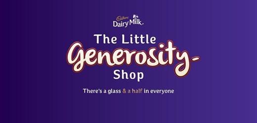 Ogilvy and Cadbury's 'Generosity Shop' receive MMA Purpose-Led Marketing Award