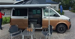 Review: VW Transporter Kombi 6.1 remains a comfortable people-mover