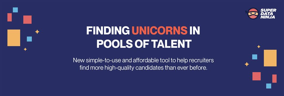 Finding unicorns in pools of talent