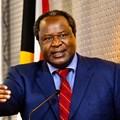 Finance minister, Tito Mboweni
