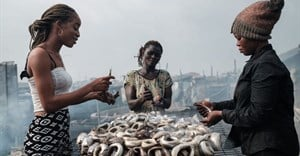 Women are a mainstay of fishing in West Africa. But they get a raw deal