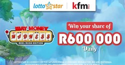 May Money Madness with LottoStar returns to KFM 94.5