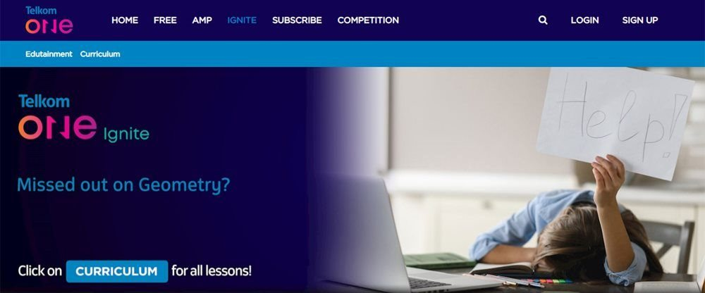 Newly launched TelkomOne Ignite offers free educational content