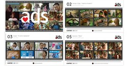3 of the top 5 Kantar Best Liked Ads from Grey
