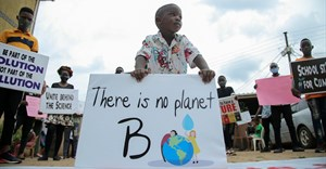 Youth activists urge bigger say in decision making for climate-hit Africans