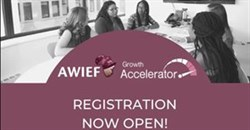 4th AWIEF Growth Accelerator calls for applications