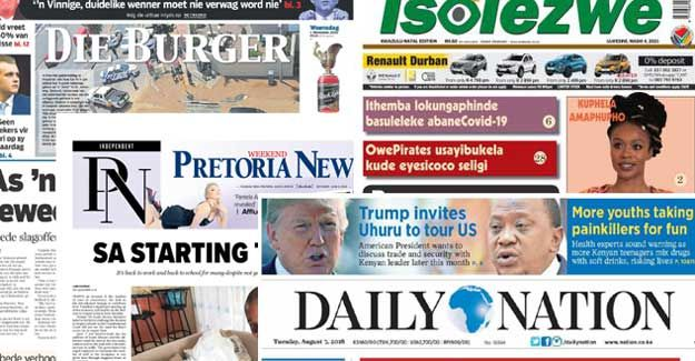 Newspapers ABC Q1 2021: Some good showings for newspapers