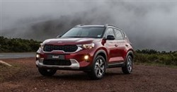 Begin your SUV life with the all-new Kia Sonet