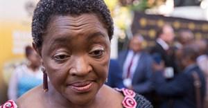 Bathabile Dlamini, former minister of social development
