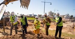 Construction of R500m Boardwalk Mall under way in Gqeberha