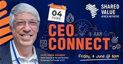 Register now: CEO Connect discussion on Competitive Collaboration in Africa - One Africa, One Voice