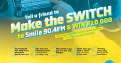 Listeners take charge of Smile 90.4FM