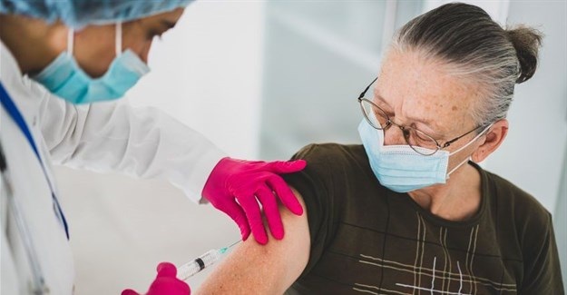 Mass Covid-19 vaccine rollout launches, as third wave looms