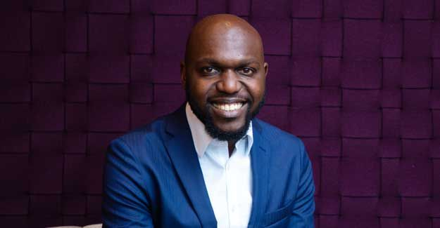 #Newsmaker: Larry Madowo joins CNN as Nairobi-based correspondent