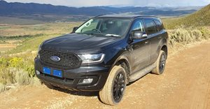 Scaling new heights in the updated Ford Everest Sport
