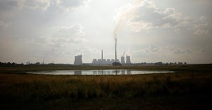 General view of the coal-based Kriel Power Station owned by state power utility Eskom in Mpumalanga, near Kriel, South Africa, February 17, 2020. Reuters/Mike Hutchings/File Photo