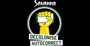 Yes indeed folks, another accolade for Savanna's #DecoloniseAutocorrect