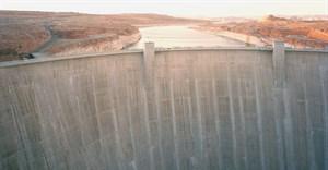 Slight decrease in Vaal River system levels