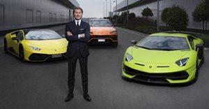 Electric Lamborghinis are coming