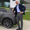 Volkswagen reveals a 'Golf R' EV
