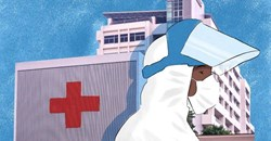 The Lancet has published the results of an analysis of how critically ill Covid-19 patients did at 64 hospitals in Egypt, Ethiopia, Ghana, Kenya, Libya, Malawi, Mozambique, Niger, Nigeria, and South Africa. Illustration: Lisa Nelson