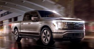 Electric Ford F-150 Lightning revealed