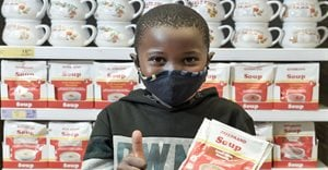 The Shoprite Group raises funds to address the issue of stunting