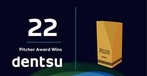 Dentsu Africa scores 22 awards at the prestigious Pitcher Awards