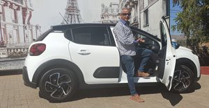 Driven: The new Citroën C3 inspired by you
