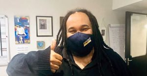 #BehindtheMask: Lester Kiewit, host of The Morning Review on CapeTalk