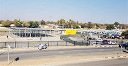 First phase of East Rand Mall taxi rank soon to be complete
