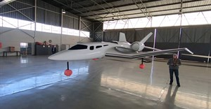 Early investors to share in profit from UK government-backed SA vertical business jet