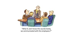 Don't forget about your employees during a crisis...